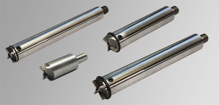 Cutter Shafts