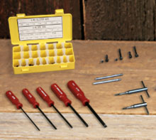 Gunsmithing Screws