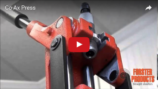 Co-Ax® Reloading Press - Forster Products