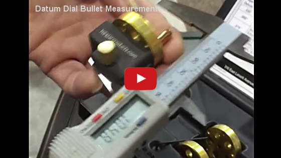 Datum Dial Bullet Measurement  at YouTube.com